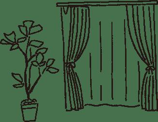 Q.どんなカーテンを選べばいい?