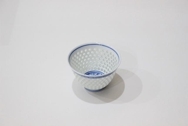 水晶青海波 反仙茶