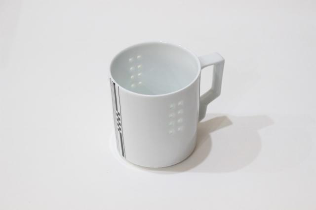ヒルハウス<br /> Tマグカップ(黒)
