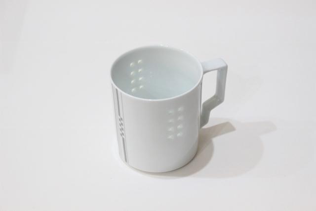 ヒルハウス<br /> Tマグカップ'(グレー)