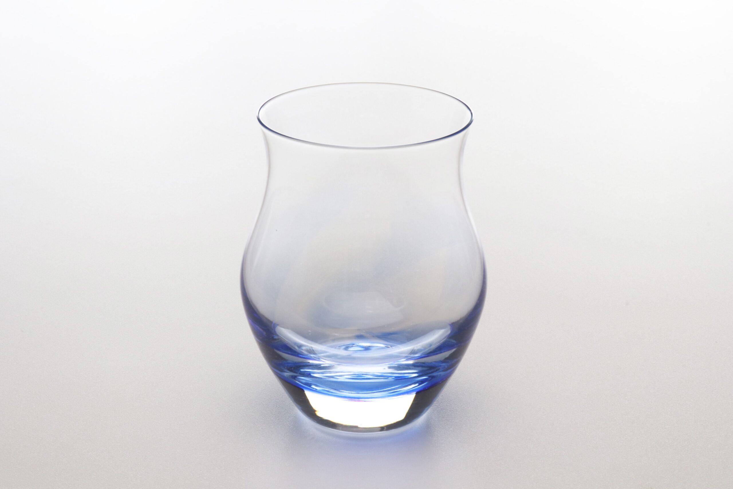 ルミ<br /> グラス(コバルトブルー)