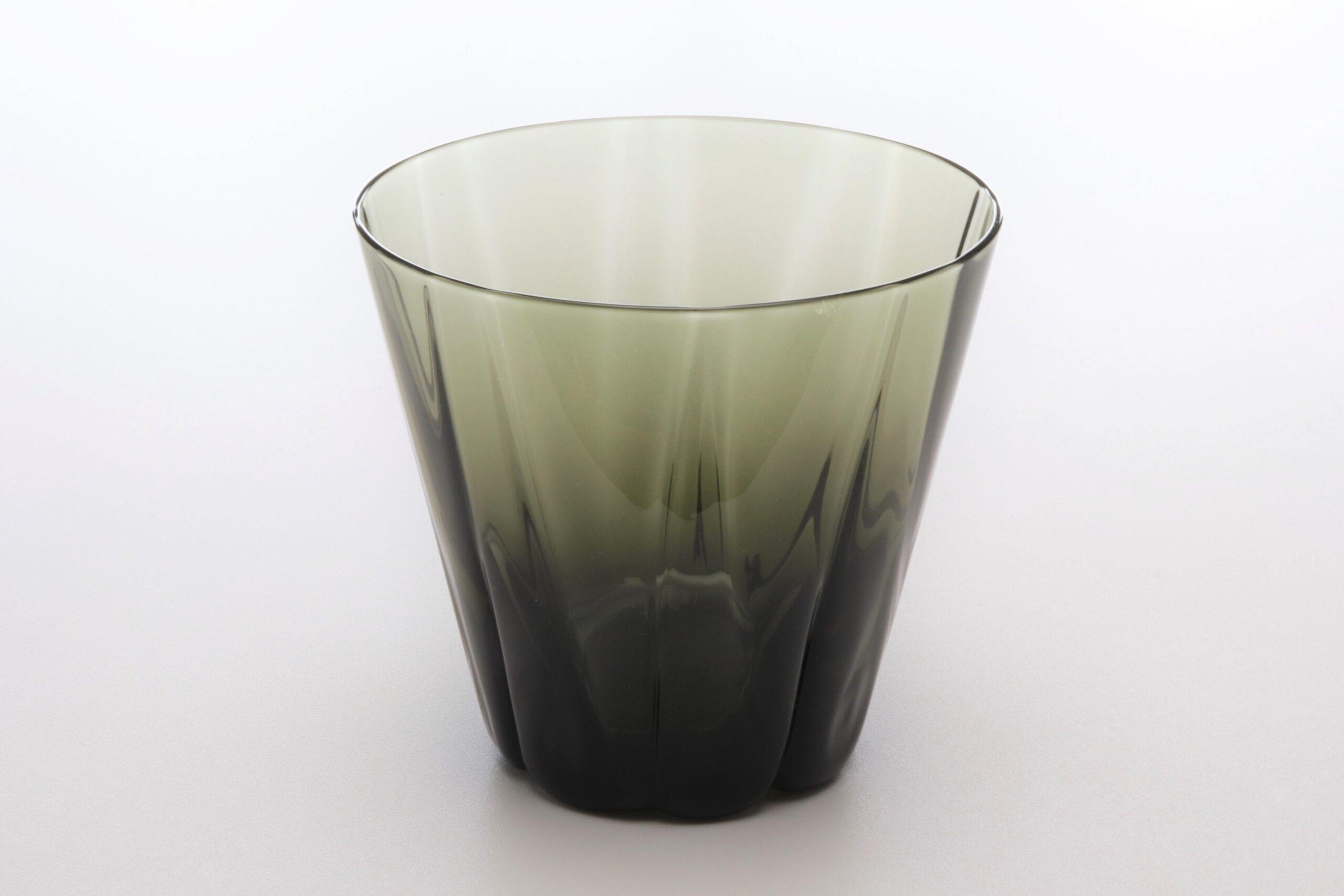 ダイヤ<br /> ロックグラス(カーボンブラック)