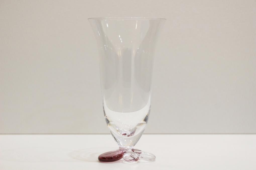 ボラ グラス(ワインレッド)