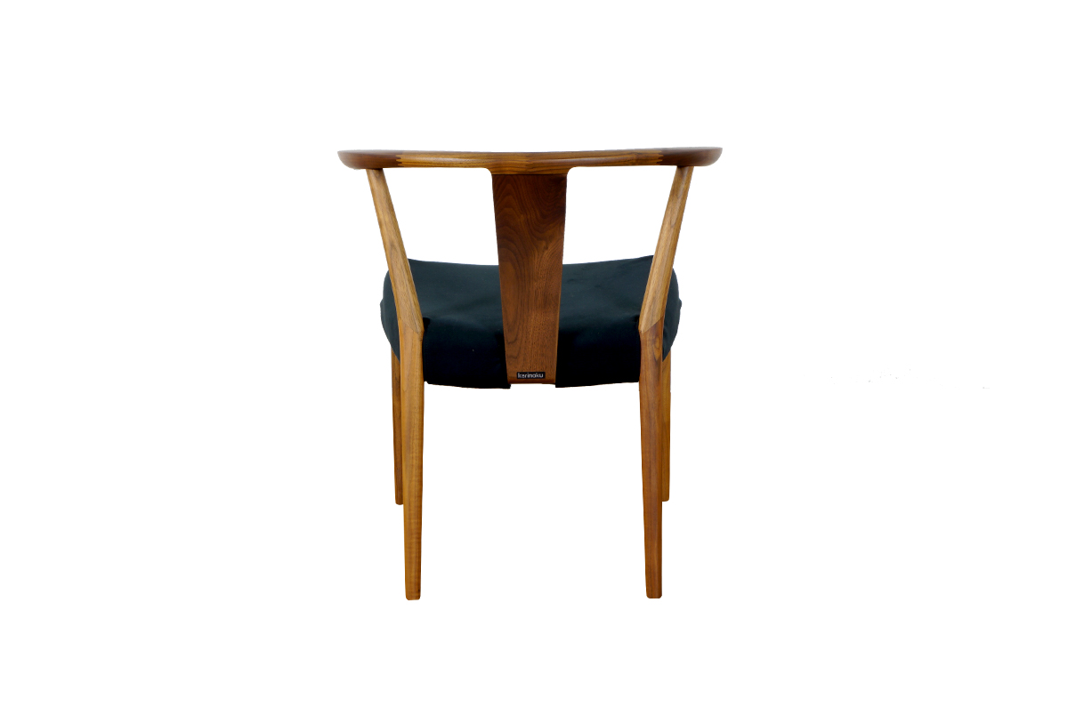 CU46モデル 肘付食堂椅子