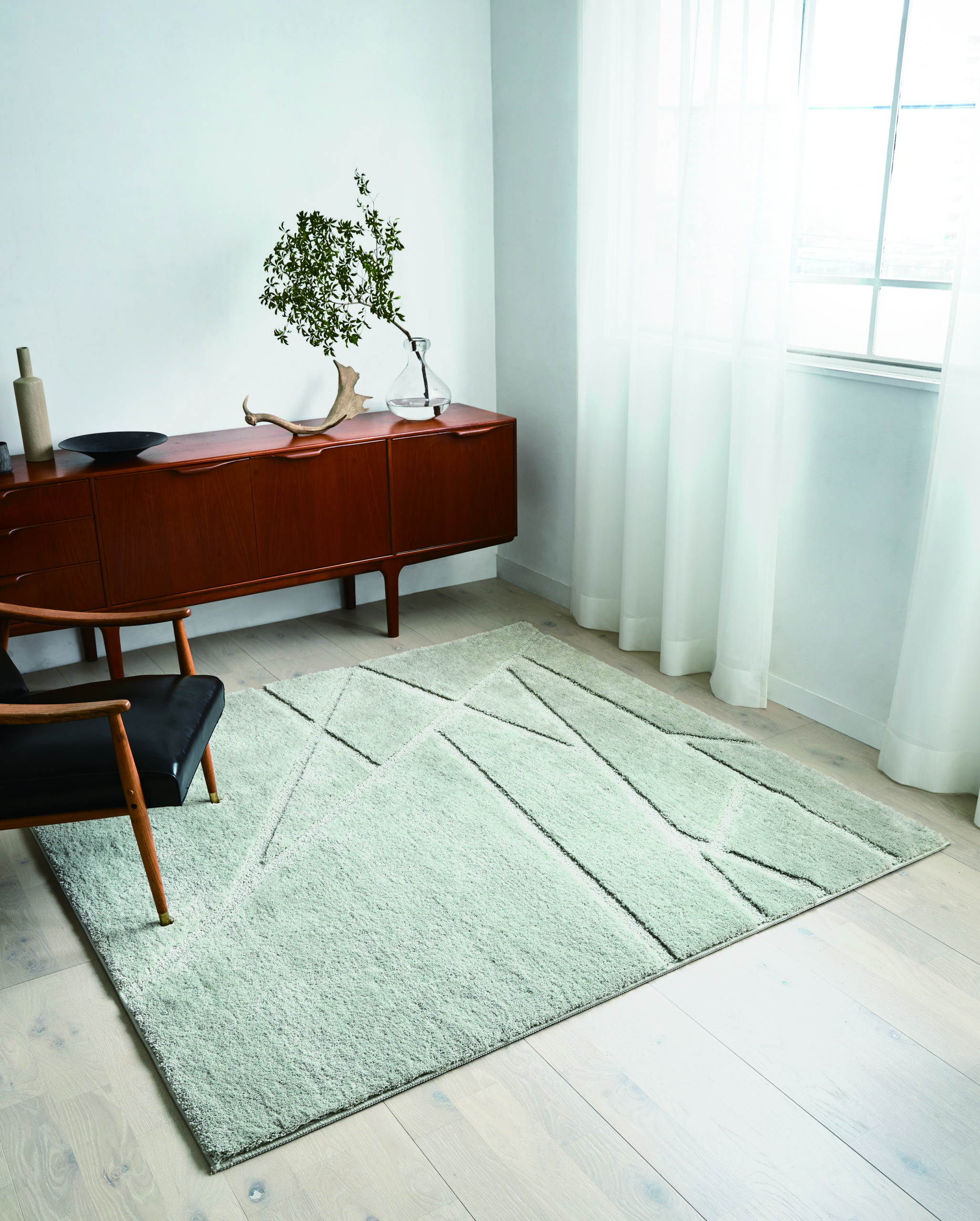 RUG COLLECTION ハイシャイン