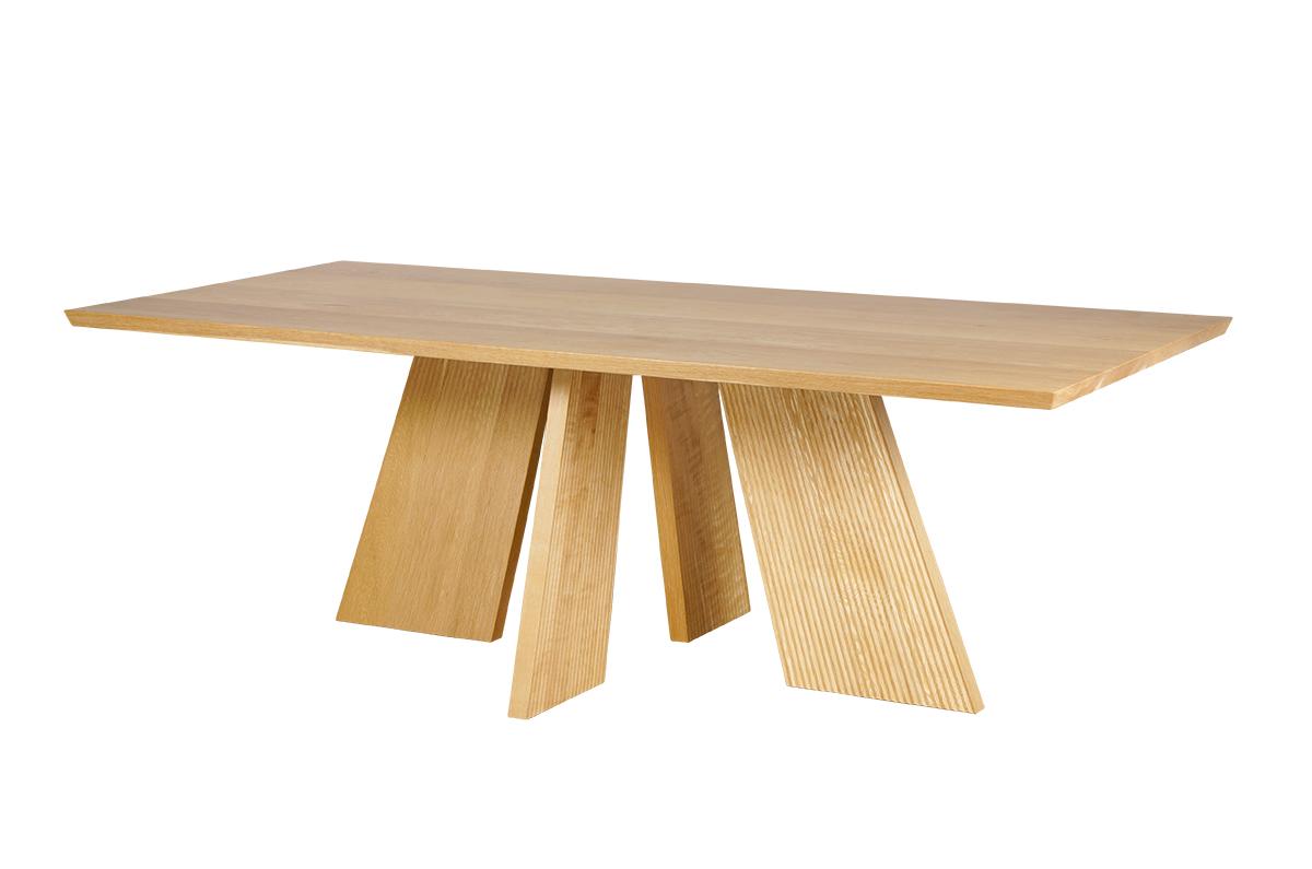 ハカマダイニング ソリッドテーブル210