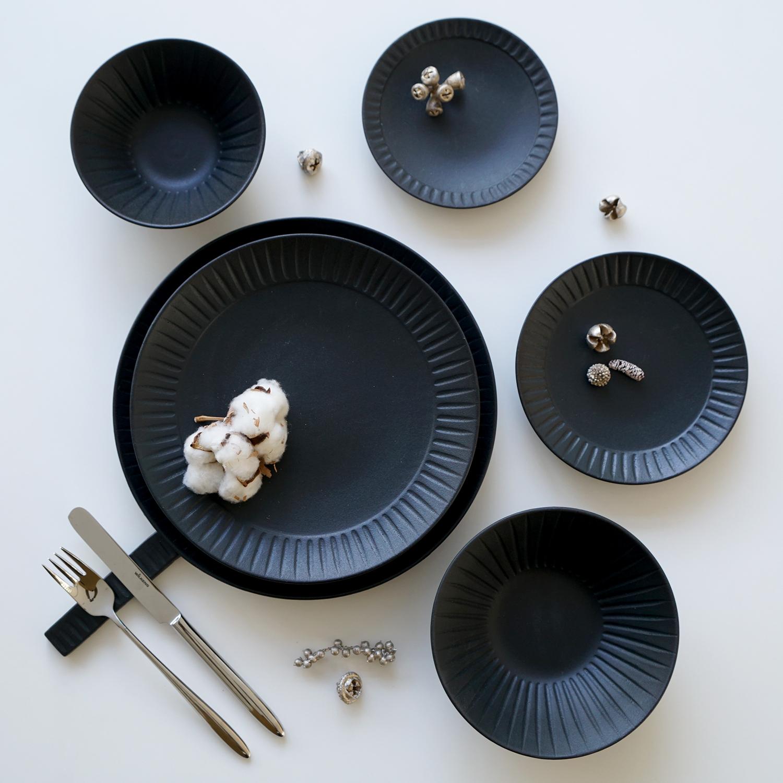 玄鎬<br /> 4寸皿