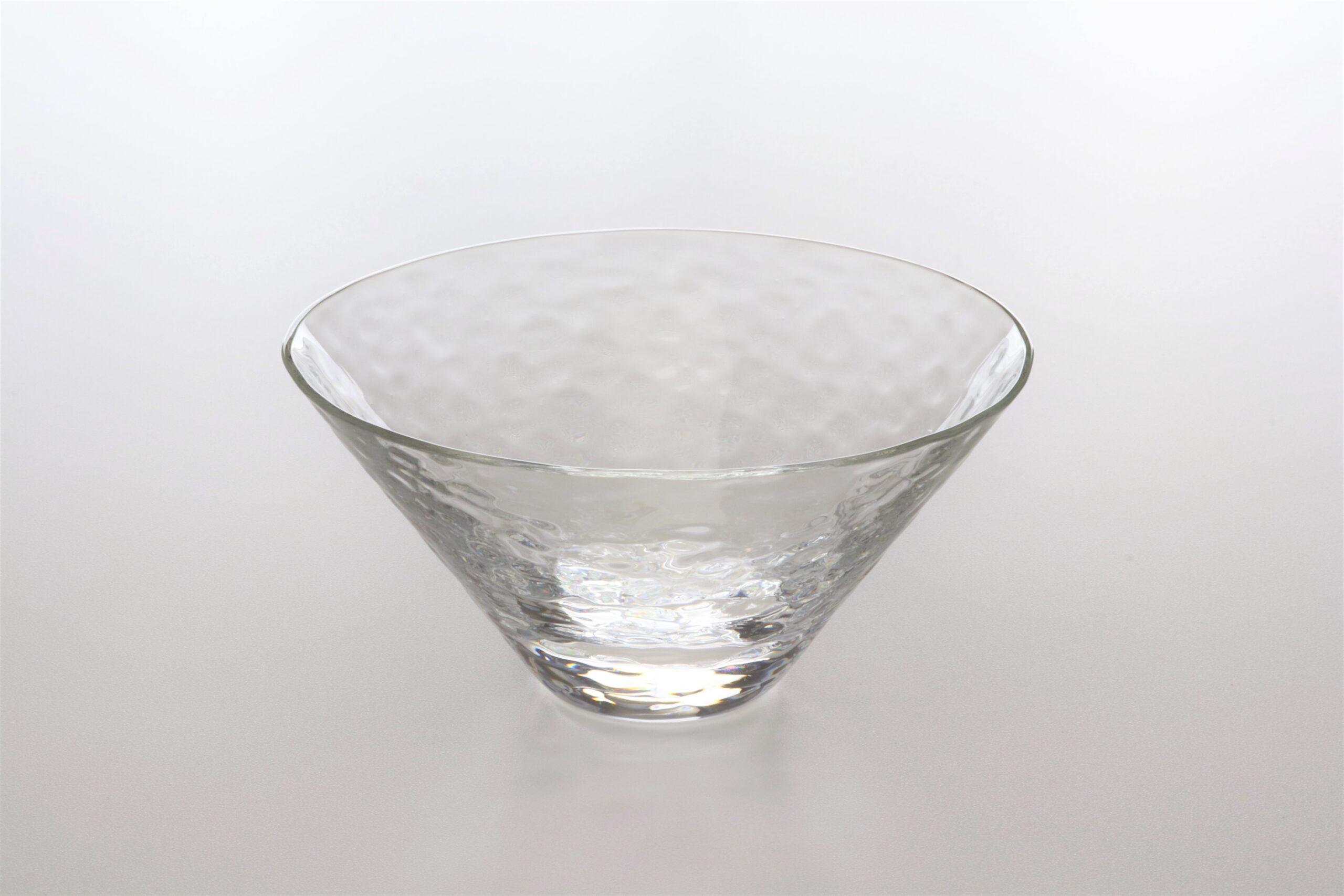 ディンプルⅡ<br /> 鉢(クリアー)